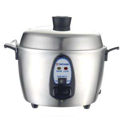 6-Cup Stainless Steel Multi-Cooker