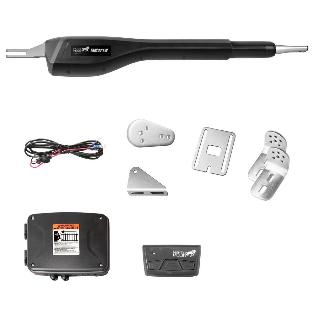 for Mighty Mule Automatic Gate Opener Wireless Driveway Vehicle Sensor FM130-SW