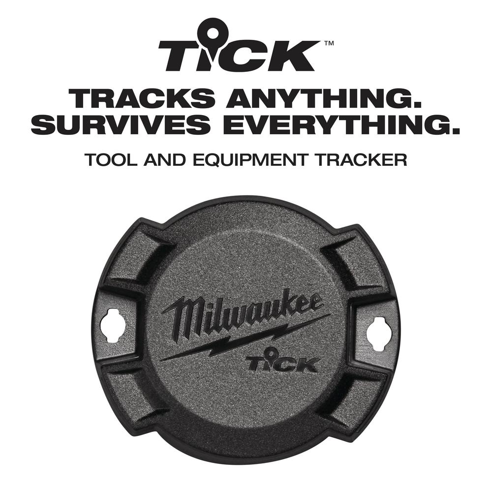 Milwaukee ONE-KEY Tick Tool and Equipment Tracker (10-Pack)