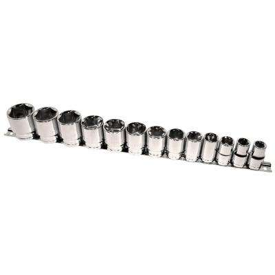 13-Piece Socket Set 1/2 in. Drive