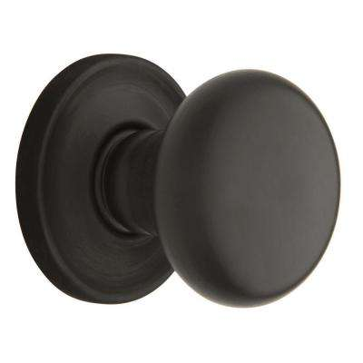 Estate Classic Oil Rubbed Bronze Hall/Closet Door Knob