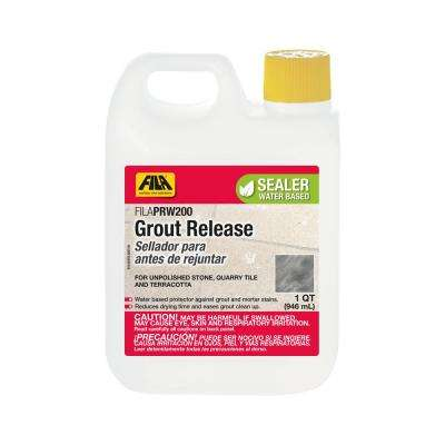 PRW200 1 Qt. Tile and Stone Sealer