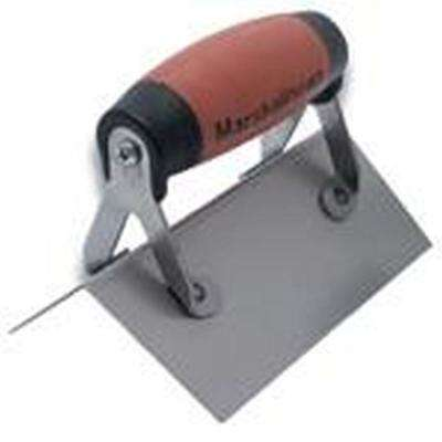 6 in. x 2-1/2 in. OS Corner Finishing Trowel with Square Radius DS Handle