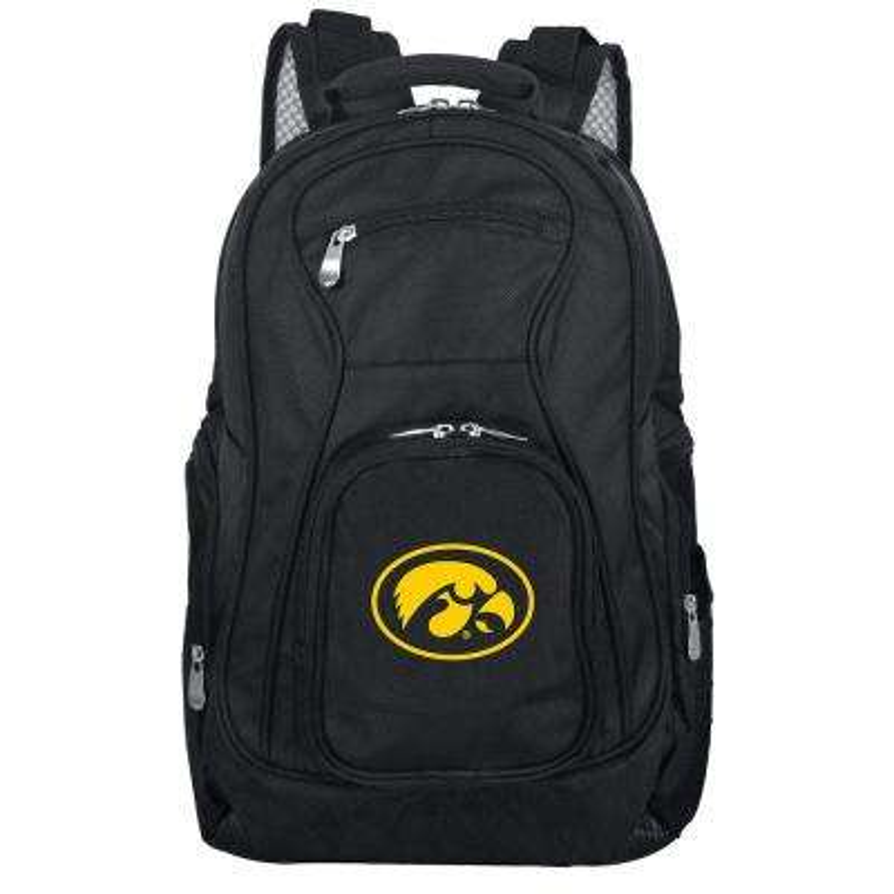 NCAA Iowa Laptop Backpack