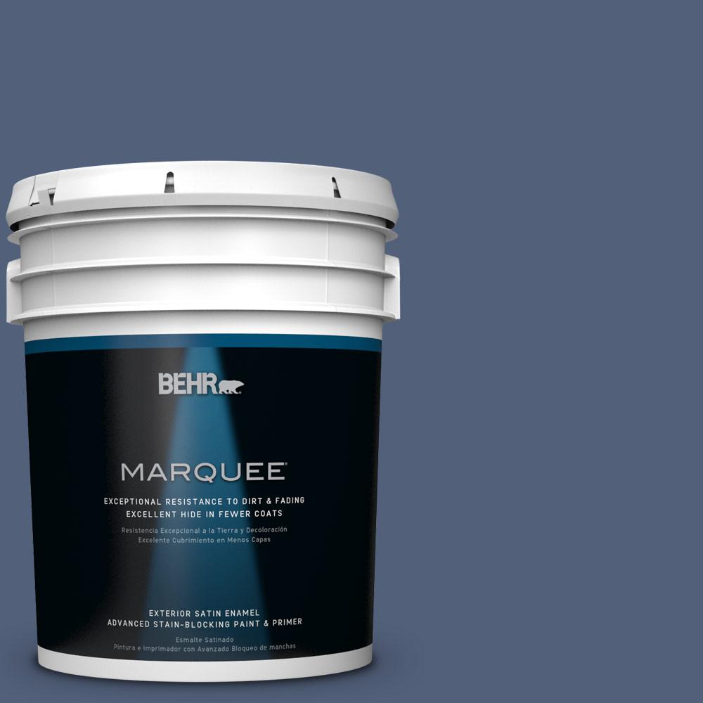 BEHR MARQUEE 5-gal. #S530-6 Extreme Satin Enamel Exterior Paint