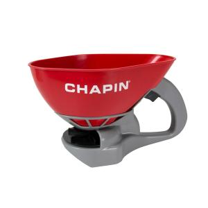 Chapin 1.6l/0.4 Gal. All Season Poly Hand Crank Spreader for Seeds, Fertilizer... by Chapin