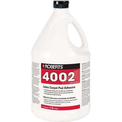 4002 1-gal. Carpet Pad Glue Adhesive