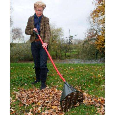 1.7 lb./ 59 in./ 18 Tine/ Rake Assassin Polycarbonate Rake / Shovel / Sifter with Aluminum Shaft