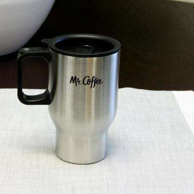 Expressway 15 oz. Stainless Steel Double Wall Travel Mug