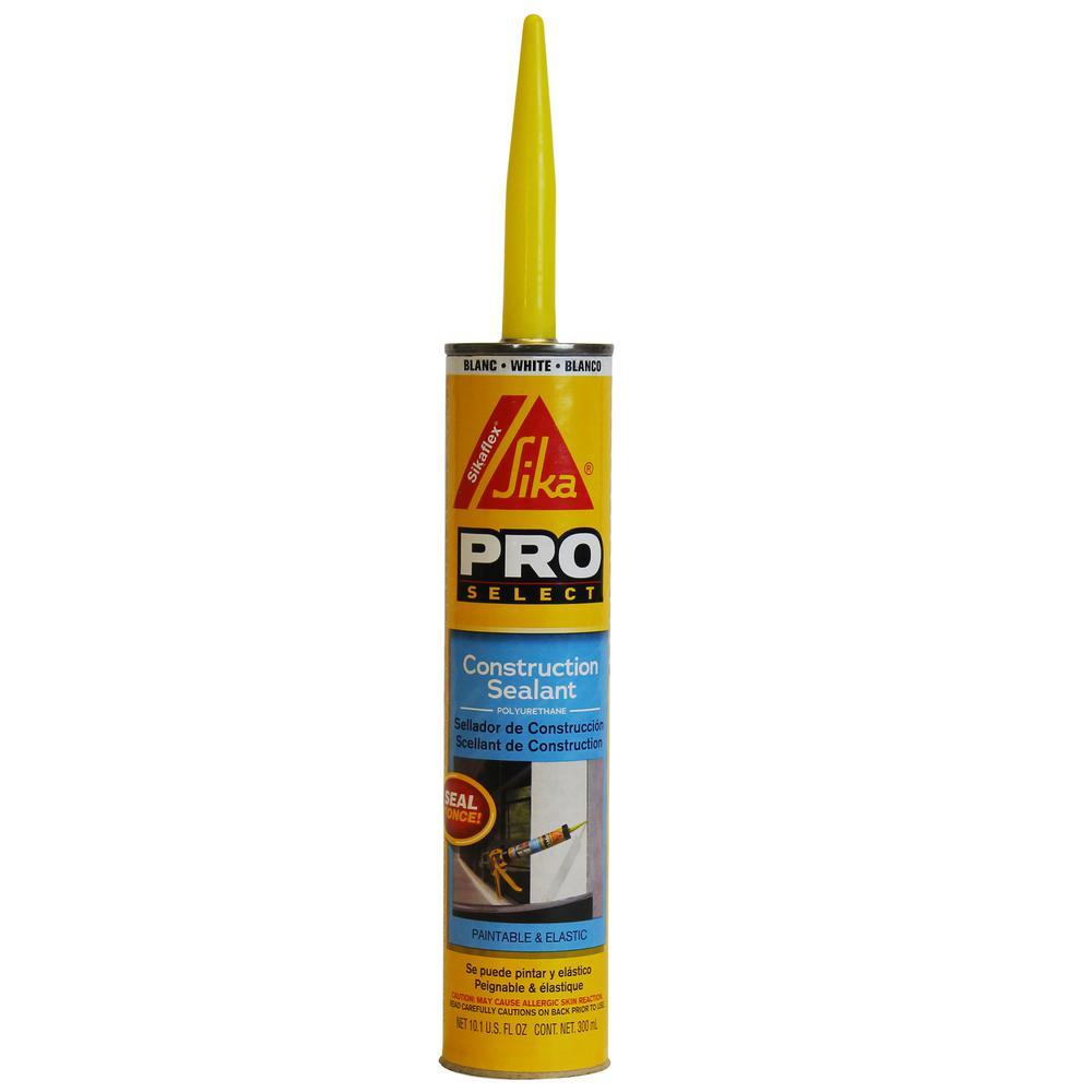 10.1 oz. White Construction Sealant