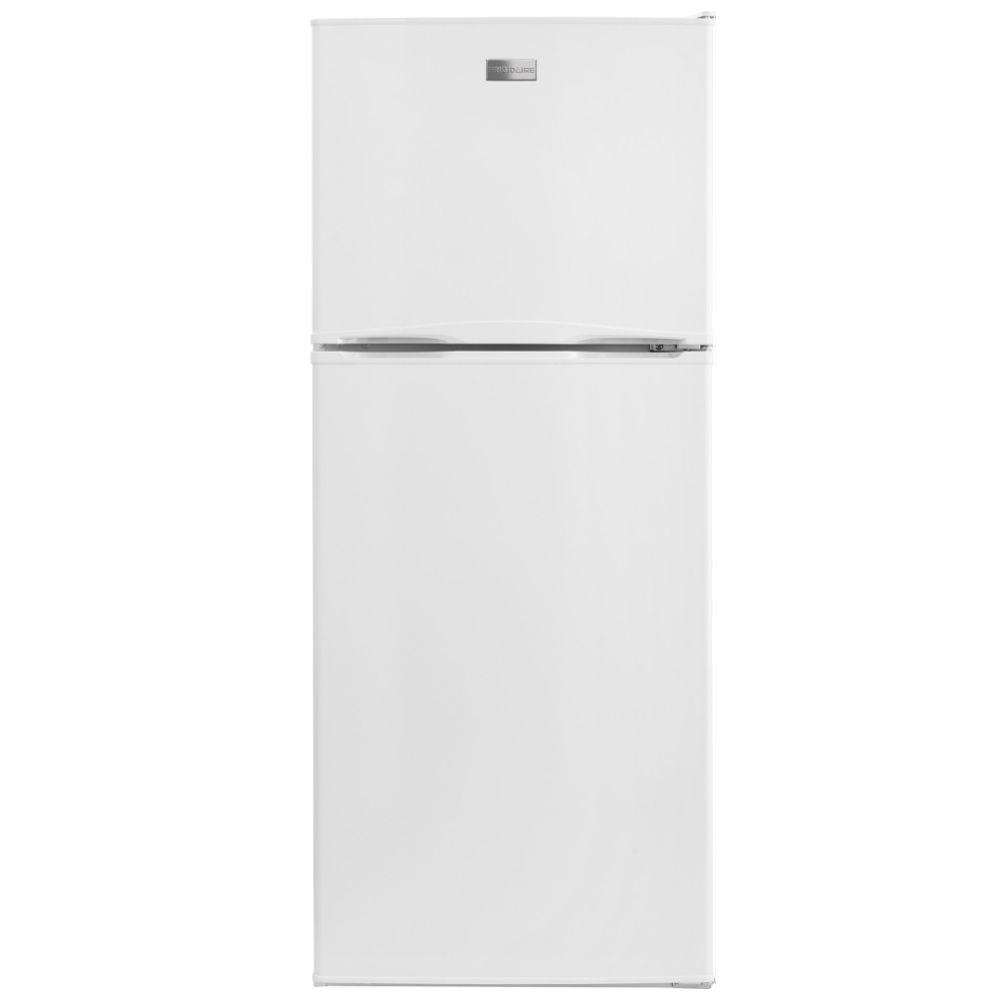Frigidaire 11.5 cu. ft. Top Freezer Refrigerator in White...