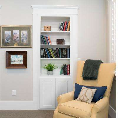 Assembled Flush Mount Cabinet Door
