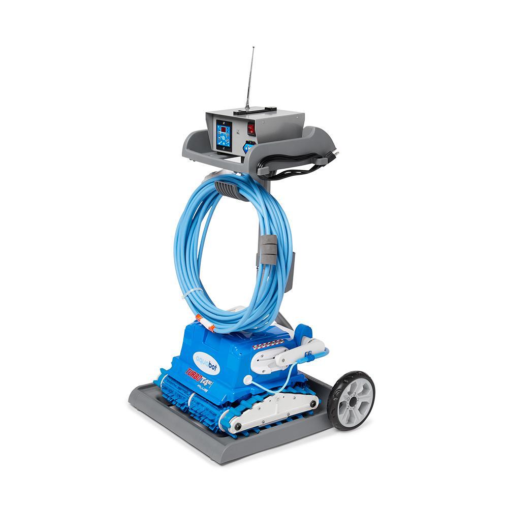 Aquabot Turbo T4RC ABTURT4 In-Ground Automatic Robotic Swimming Pool Vacuum Cleaner