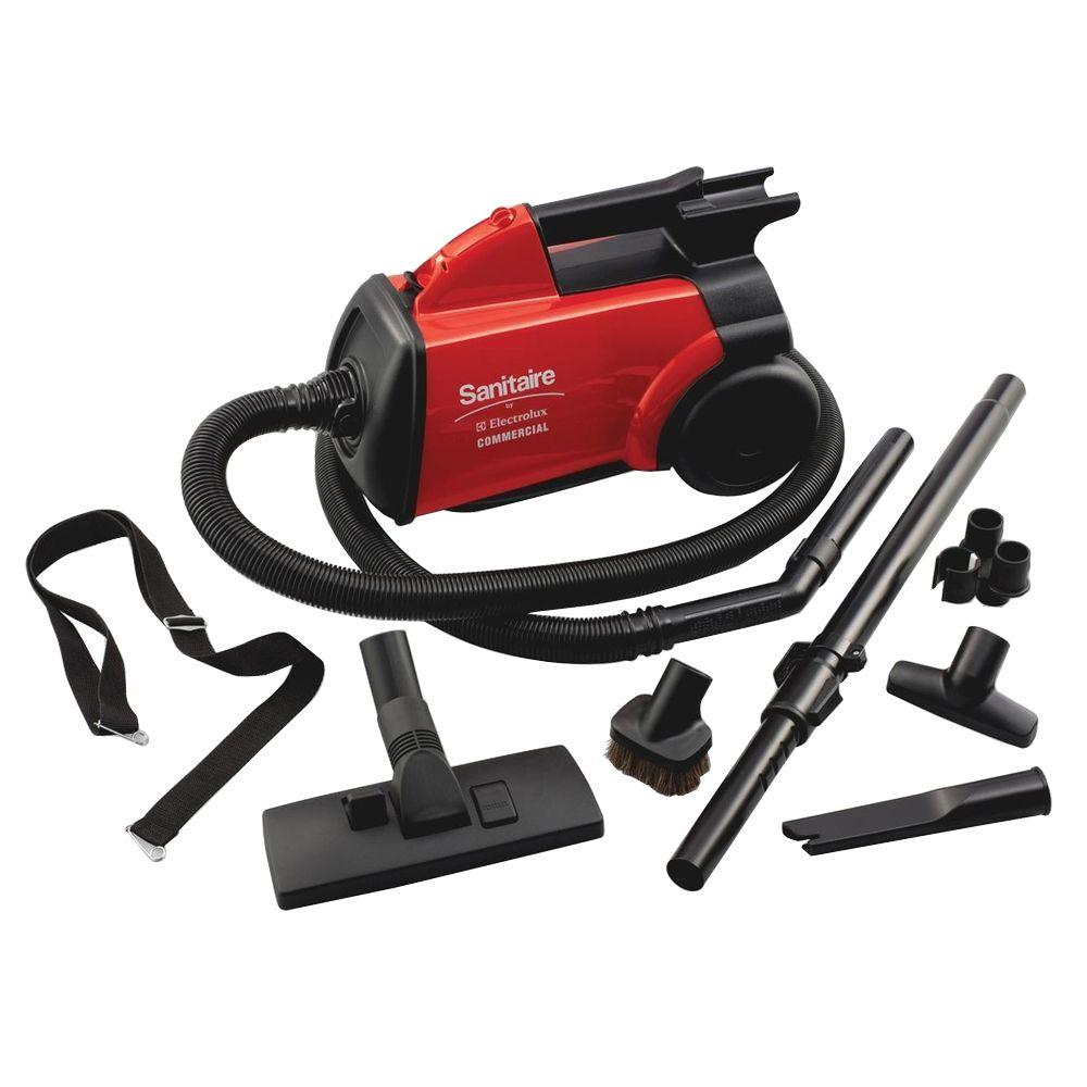 Sanitaire Commercial Canister Vacuum Euksc3683a The Home
