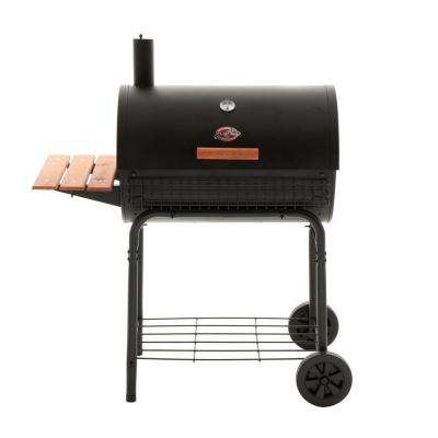 Pro Deluxe 29 in. Charcoal Grill