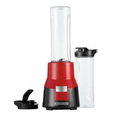 Fusion Blade 20 oz. Personal Red Blender