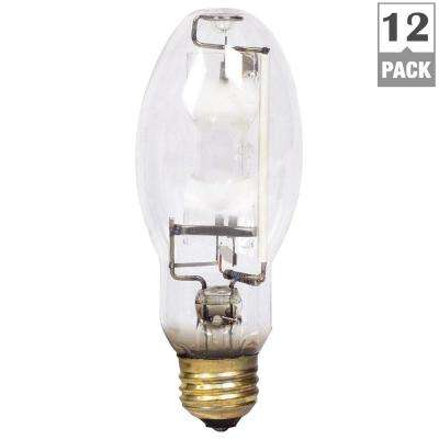 175-Watt BD17 HID Metal Halide Switch Start Light Bulb (12-Pack)