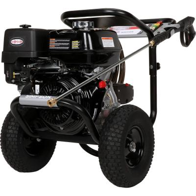 SIMPSON PowerShot PS4240 4200 PSI at 4.0 GPM HONDA GX390 Cold Water Pressure Washer