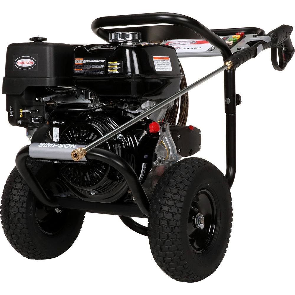 Simpson SIMPSON PS4240 4200 PSI at 4.0 GPM Gas Pressure Washer Powered by HONDA GX390