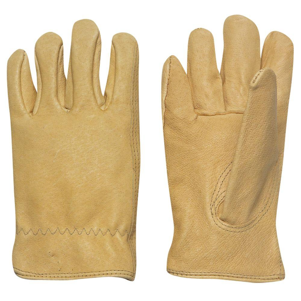 West Chester Pigskin Leather Large Multi-Purpose Gloves-DISCONTINUED