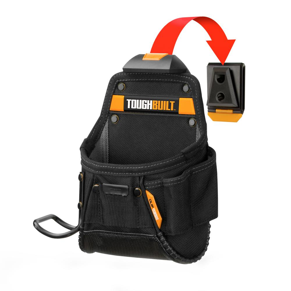 Tan Hammer Holder Loop Tool Belt Holster Utility Pouch 57017 Grey
