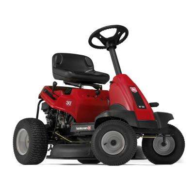 30 in. 382cc Gas OHV Single Cylinder Engine 6-Speed Manual Drive Rear Engine Riding Mower