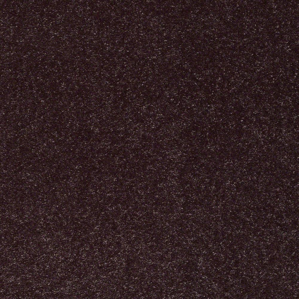 Carpet Sample - Full Bloom II 12 - In Color Old Oak 8 in. x 8 in.