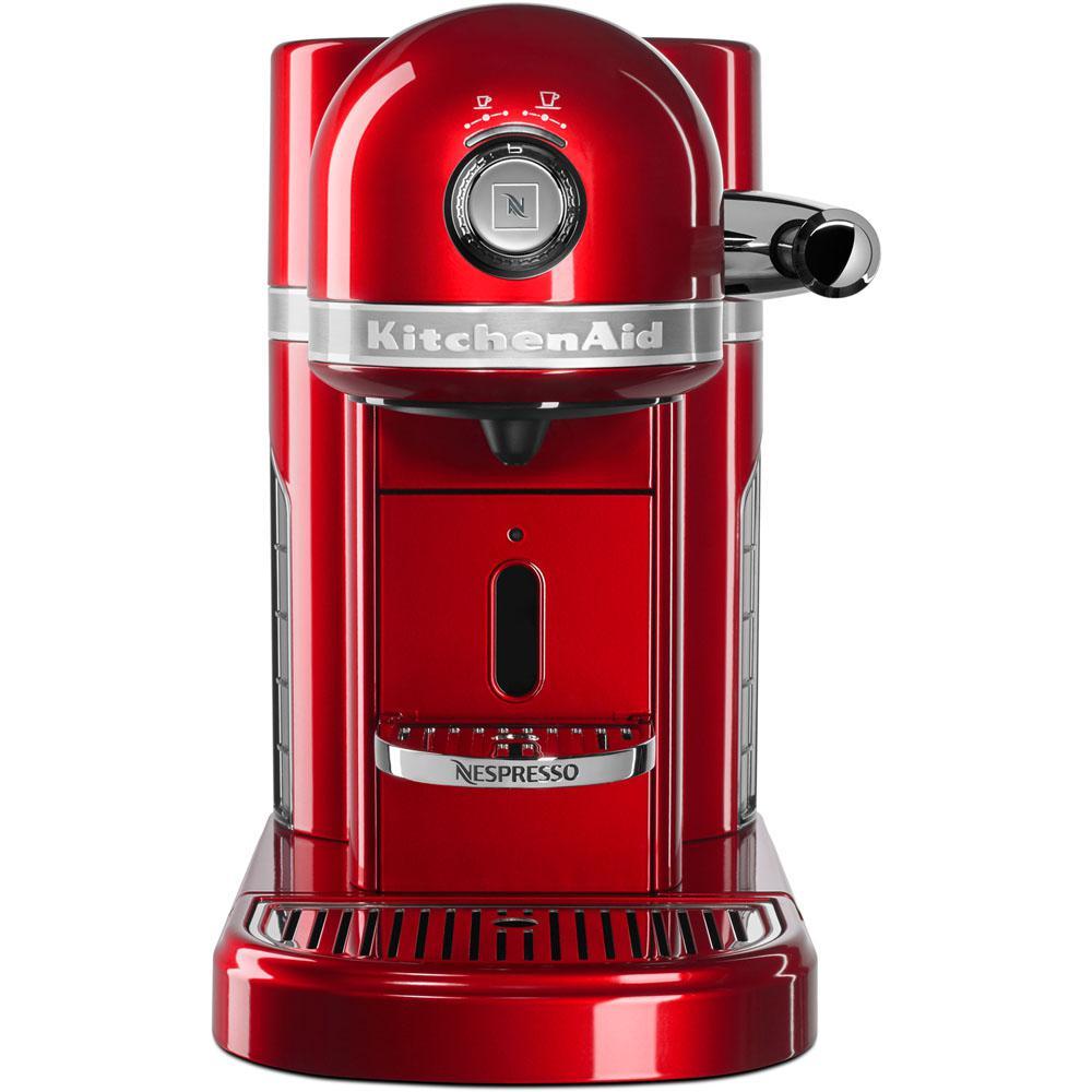 5 Cup Coffee Maker Kitchenaid Nespresso 5 Cup Espresso Machine Kes0503ca The Home Depot