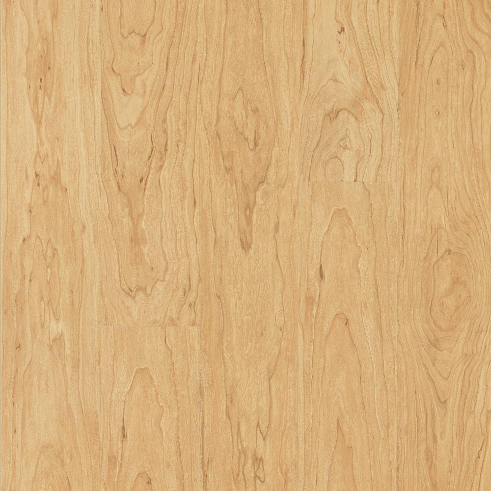Outlast+ Waterproof Northern Blonde Maple 10 mm T x 5.23 in. W x 47.24 in. L Laminate Flooring (13.74 sq. ft. / case)