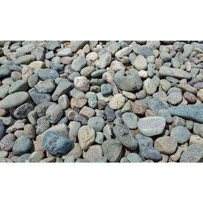 10 cu. ft. Super Sack Creek Stone