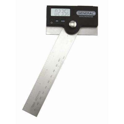 Stainless Steel Digital Protractor