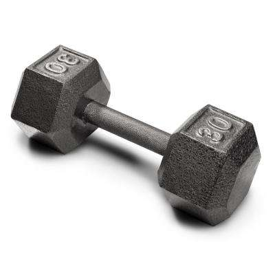 30 lb. Hex Dumbbell