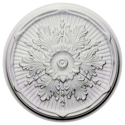 21 in. Luton Ceiling Medallion
