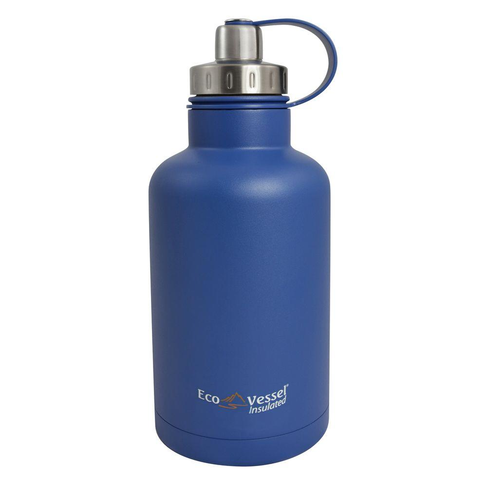 64 oz. Boss Triple Insulated Growler with Screw Cap - Hudson