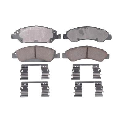 ACDelco 14D726CH Front Ceramic Brake Pads