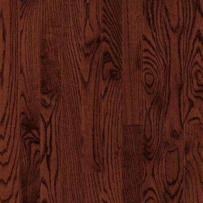 Take Home Sample - American Originals Brick Kiln Oak Engineered Click Lock Hardwood Flooring - 5 in. x 7 in.
