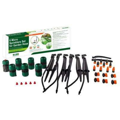 65 ft. Customizable Irrigation Kit with Spray Head