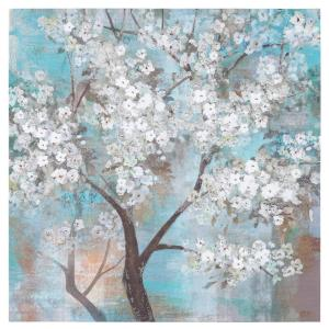 Deals on Yosemite Home Decor Tree In Bloom Contemporary Artwork