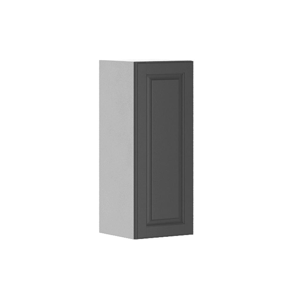 Ready to Assemble 12x30x12.5 in. Buckingham Wall Cabinet in White Melamine