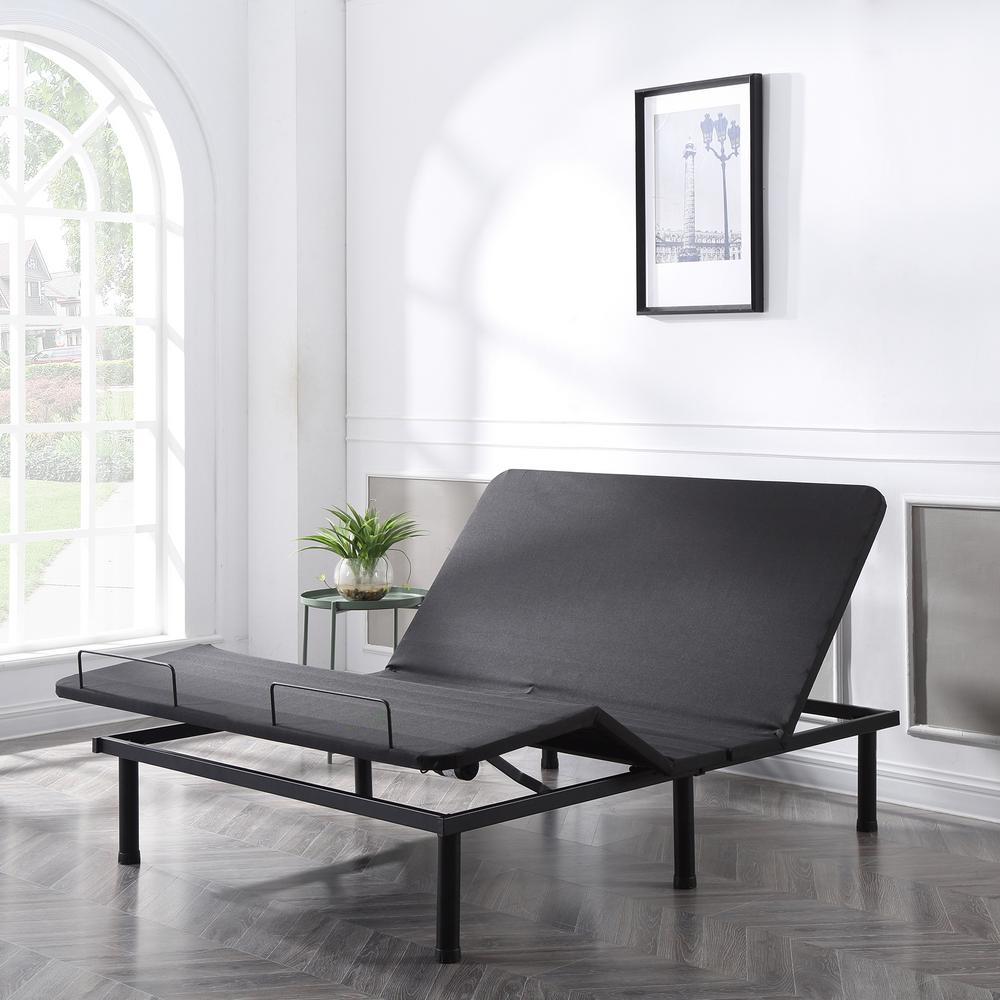 Adjustable Comfort Affordamatic Queen Adjustable Bed Base