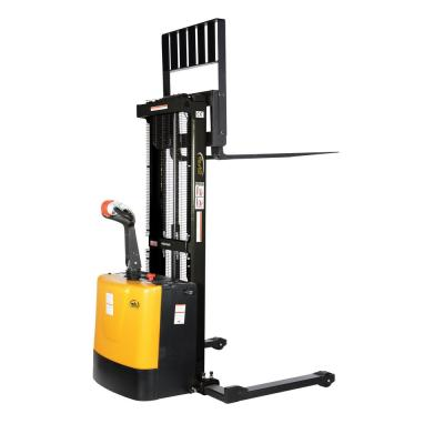 Adjust Powered Lift Stacker 62 in. Raised