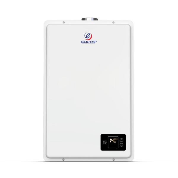 6 GPM Residential 150,000 BTU CSA Approved Liquid Propane Indoor Tankless Water Heater