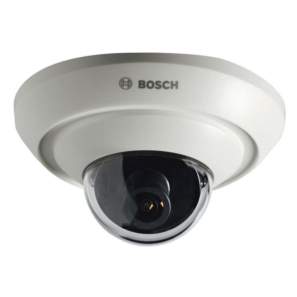 Bosch Flexidome Micro 1000 Series Wired 720TVL Indoor Analog Security Surveillance Camera-DISCONTINUED
