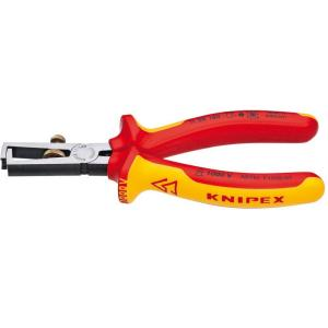 KNIPEX 6-1/4 inch End-Type Wire Stripper by KNIPEX