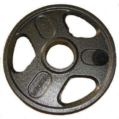 5 lb. Olympic Handle Hammertone Plate