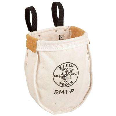 10 in. Extra-Large Canvas Utility Tool Bag