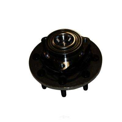 Front Wheel Bearing & Hub Assembly fits 2003-2005 Dodge Ram 2500 Ram 2500,Ram 3500