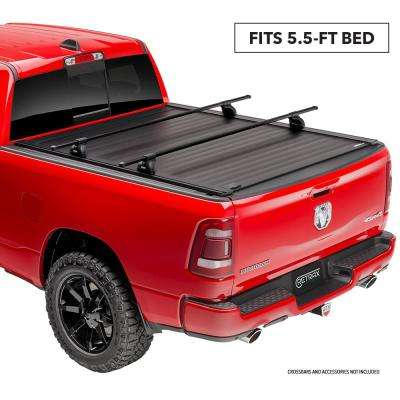 "PRO XR Tonneau Cover - 07-19 Toyota Tundra CrewMax 5'6"" Bed without Deck Rail System w/out Stake Pockets"