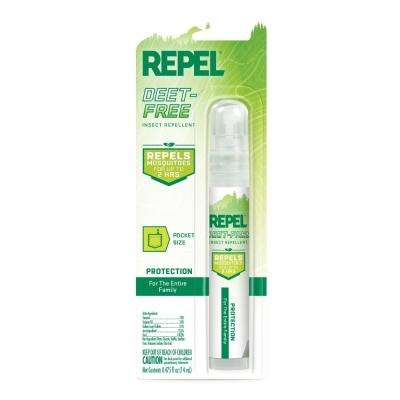 Natural 0.475 oz. Personal Pen-Size Insect Repellent Pump