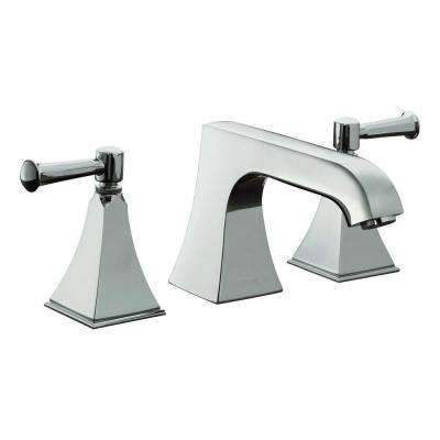 kohler roman tub faucet parts. 2 Handle Bathroom Faucet in Polished Chrome with Stately Design and KOHLER  Plumbing Parts Repair The Home Depot
